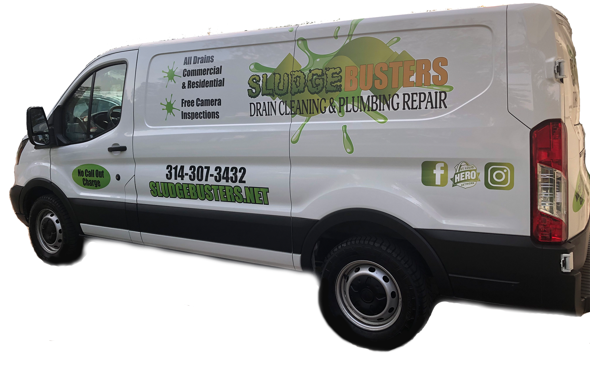 drain cleaning chesterfield mo